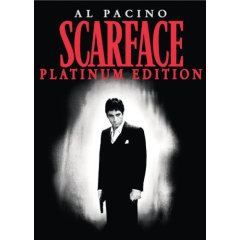 Scarface Platinum Edition DVD Set