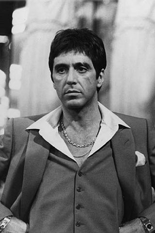 scarface wallpapers for mobile phones