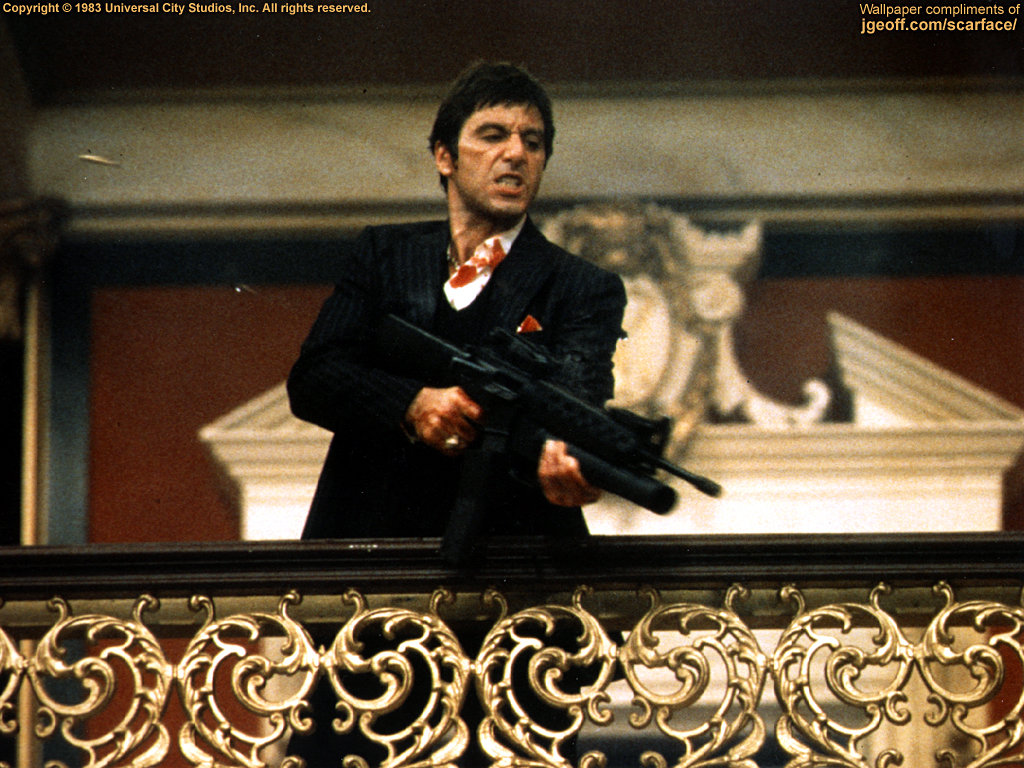 [Aporte]Wallpapers Scarface